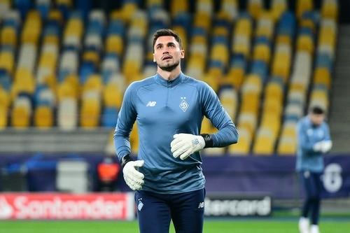 WhoScored: Бущан — худший игрок Динамо в матче с Барселоной
