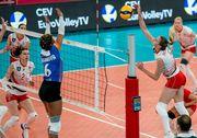 Волейболистки СК Прометей выбыли из Кубка ЕКВ