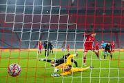 Бавария вышла в плей-офф, Локомотив устоял на выезде против Атлетико