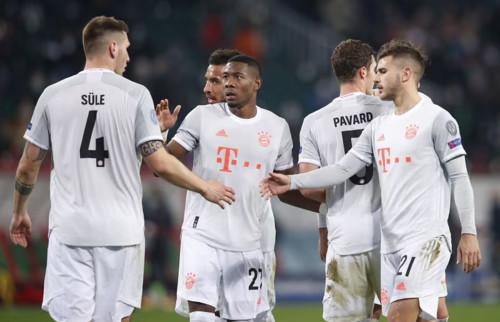 Бавария - Зальцбург. Прогноз и анонс на матч Лиги чемпионов