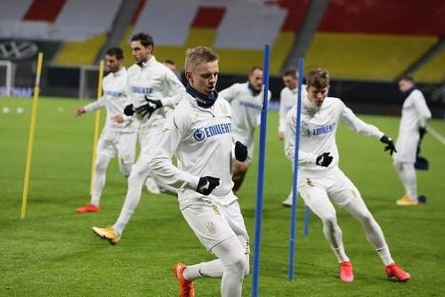 Источник: Украине присудили техническое поражение за матч со Швейцарией