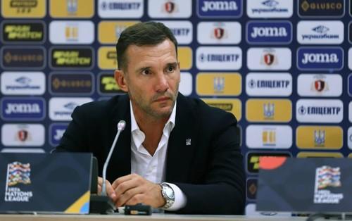 Андрей ШЕВЧЕНКО: «Не буду комментировать решение УЕФА»