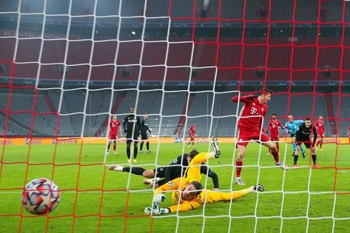 Баварія вийшла до плей-оф, Локомотив встояв на виїзді проти Атлетіко