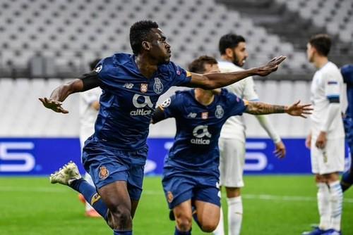 Марсель – Порту – 0:2. Видео голов и обзор матча