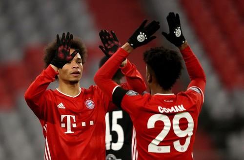 Бавария повторила рекорд Атлетико по победам в еврокубках