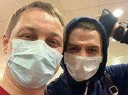 Российский тренер, который контактировал с Усиком, заразился коронавирусом