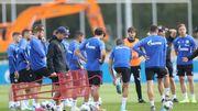 Футболісти Шальке повернулися до тренувань