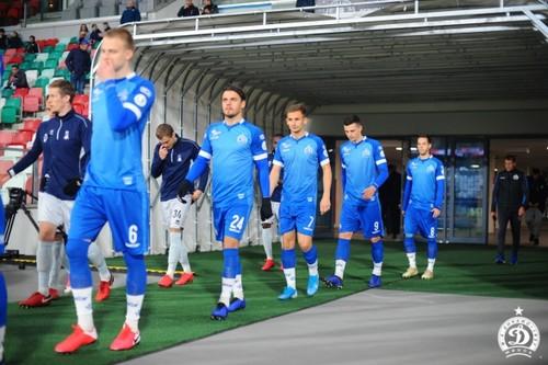 Динамо Минск – Торпедо-БелАЗ. Где смотреть онлайн матч чемпионата Беларуси