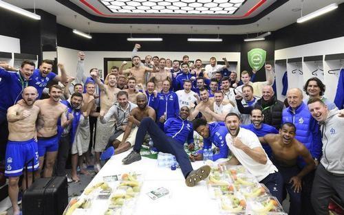 Московское Динамо хочет снизить игрокам зарплату на 40%