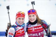 Сестри Фіалкови пропустять старт сезону в Контіолахті через коронавірус