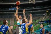 Словения – Украина – 84:73. Текстовая трансляция матча