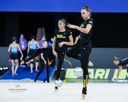 Итоги второго дня чемпионата Европы по худ. гимнастике. Есть первое золото!