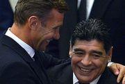 Андрей ШЕВЧЕНКО: «Мы потеряли гения! Марадона перевернул футбольный мир»