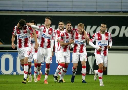 Гент – Црвена Звезда – 0:2. Видео голов и обзор матча