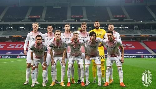 Лилль – Милан – 1:1. Видео голов и обзор матча