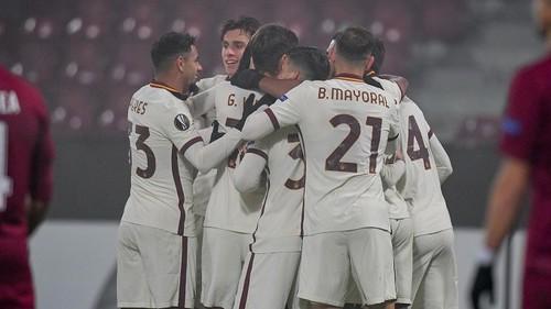 Ліга Європи. Рома обіграла Клуж і вийшла до плей-оф