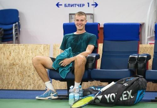 Сачко вышел в финал парного разряда турнира в Лиме