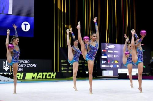 Чего ждать от чемпионата Европы по художественной гимнастике