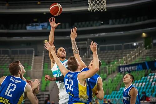 Словения – Украина. Текстовая трансляция матча