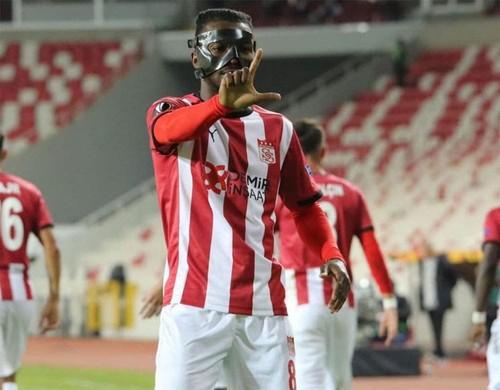 Карабах – Сивасспор – 2:3. Кайоде опять забивает. Видео голов и обзор матча