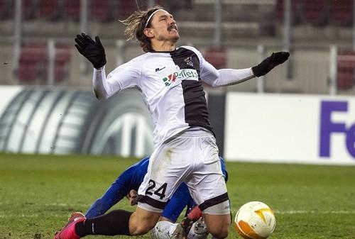 Вольфсберг – Динамо Загреб – 0:3. Видео голов и обзор матча