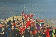 Аль-Ахлі вдев'яте виграв африканську Лігу чемпіонів