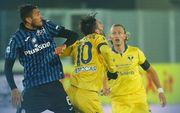 Кризис? Аталанта без Малиновского проиграла в матче чемпионата Италии