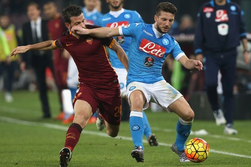 Наполі – Рома. Прогноз і анонс на матч чемпіонату Італії