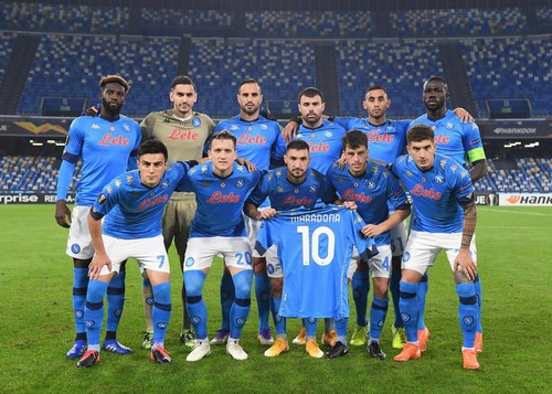 Где смотреть онлайн матч чемпионата Италии Наполи – Рома
