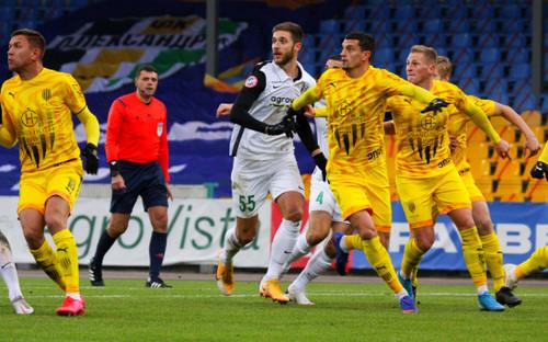 Владимир ШАРАН: «Игроки молодцы, но результатом недоволен»