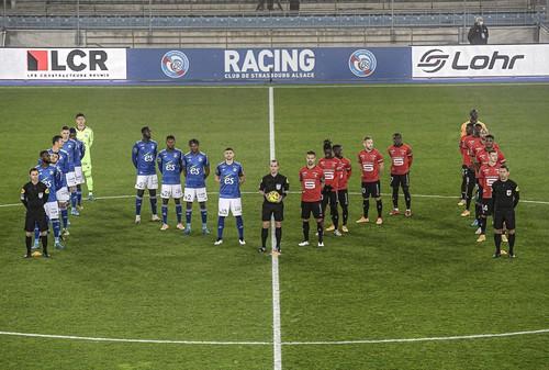Страсбург – Ренн – 1:1. Видео голов и обзор матча