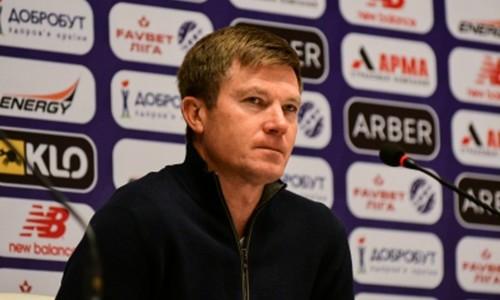 Юрий МАКСИМОВ: «Злость после Барселоны Динамо выплеснуло на Ворсклу»