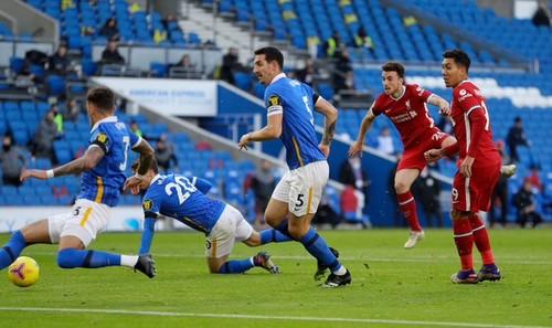 Брайтон - Ливерпуль - 1:1. Видео голов и обзор матча