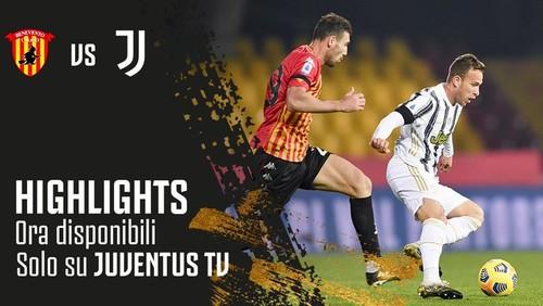 Беневенто - Ювентус - 1:1. Видео голов и обзор матча