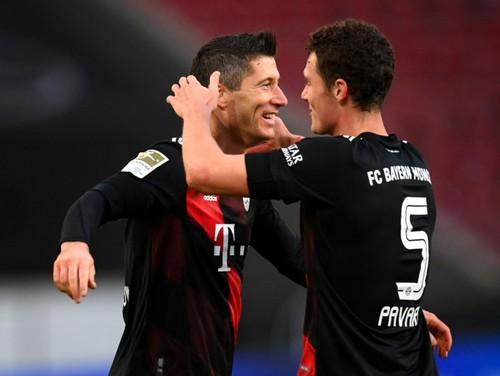 Штутгарт - Бавария - 1:3. Видео голов и обзор матча