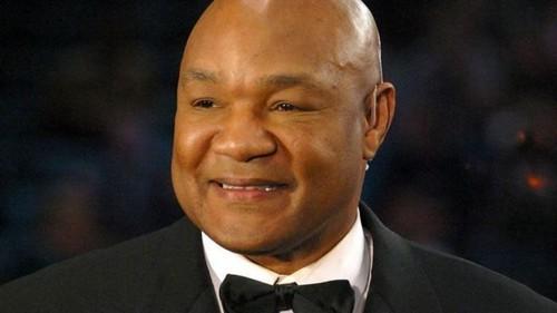 Джордж ФОРМАН: «Тайсон - Джонс - лучший выставочный бой, который я видел»