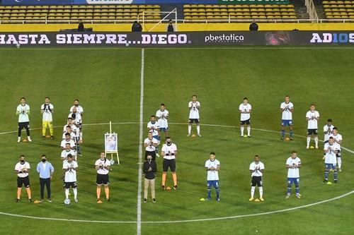 ВІДЕО. Два аргентинських клубу влаштували перфоманс на честь Марадони