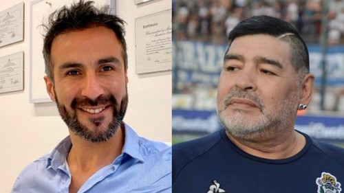 Личный врач Диего Марадоны обвинен в его непредумышленном убийстве