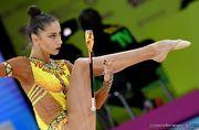 Підсумки останнього дня ЧЄ з художньої гімнастики. Українки без медалей