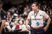 Тренер Австрии: «Украина – хорошая, талантливая и атлетичная команда»