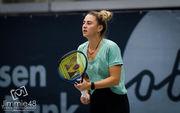 Костюк не будет играть на 100-тысячнике ITF в Дубае