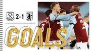 Вест Хэм - Астон Вилла - 2:1. Видео голов и обзор матча
