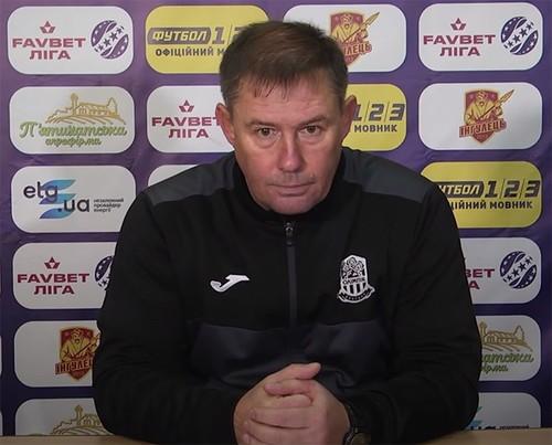 Игорь КЛИМОВСКИЙ: «Это не наш день. Мяч просто не хотел лезть в ворота»