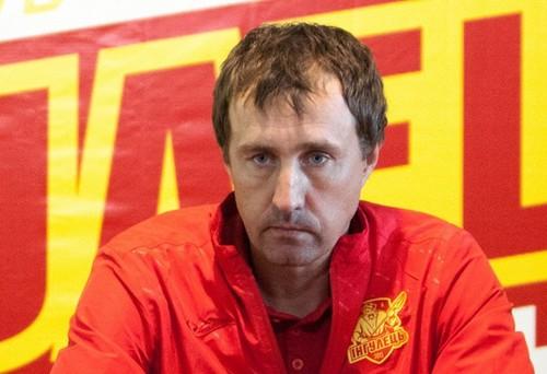 Сергей ЛАВРИНЕНКО: «Против Олимпика играть было тяжелее, чем с Динамо»