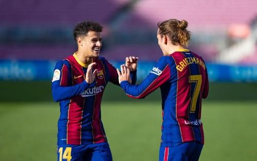 Барселона – Осасуна: какой счет, кто выиграл