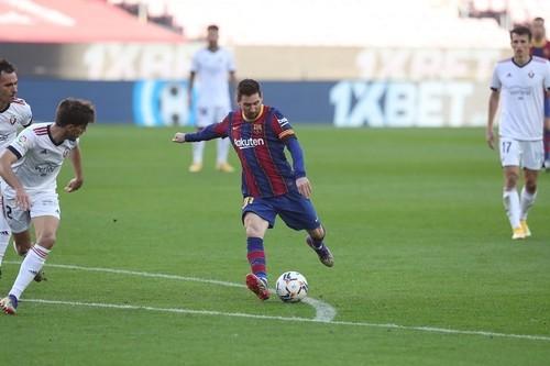 Барселона – Осасуна – 4:0. Видео голов и обзор матча