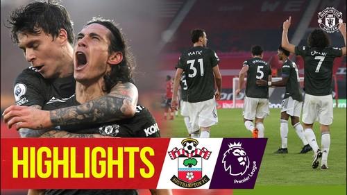 Саутгемптон – Манчестер Юнайтед – 2:3. Видео голов и обзор матча