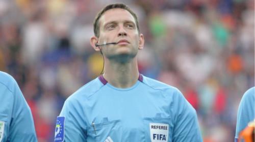 Определены арбитры, которые рассудят матчи 1/8 финала Кубка Украины