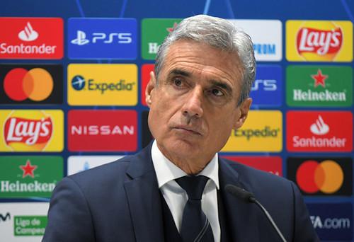 ВИДЕО. Пресс-конференция Луиша Каштру накануне матча с Реалом