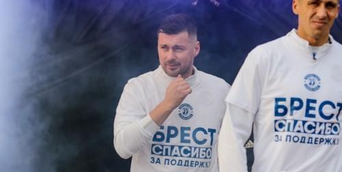 Артем МИЛЕВСКИЙ: «Вернуться в Брест тренером? Пока только туристом»